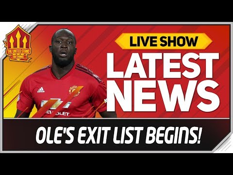Solskjaer To Sell Lukaku? Man Utd News