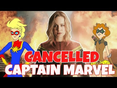 The Mysterious Cancelled Captain Marvel TV Show   Cutshort