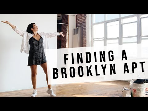 APARTMENT HUNTING IN BROOKLYN VLOG! Viewings, Prices $$$ + Tips 2019