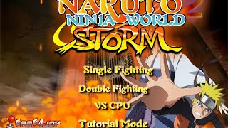 Naruto Ninja World Storm  Naruto vs Naruto - Playthrough