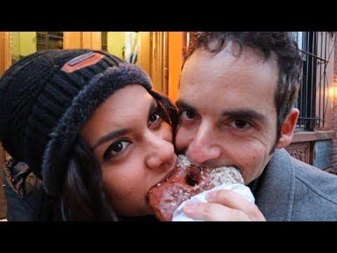 Finding The BEST Doughnut In New York City ? 🍩