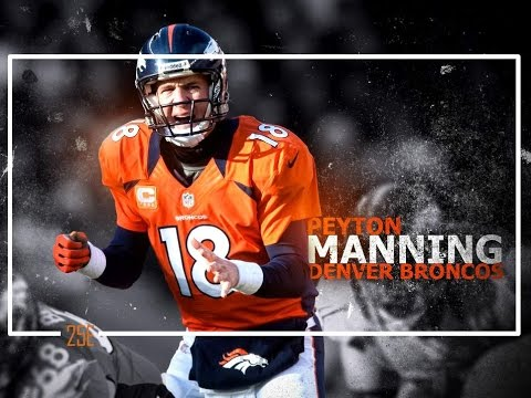 Peyton Manning // Goodbye Legend // Hall of Fame // Tribute //