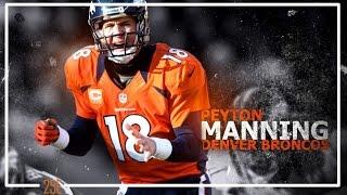 Peyton Manning // Goodbye Legend // Hall of Fame // Tribute //