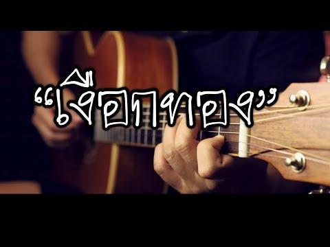 เงือกทอง  เสือสองเล Fingerstyle Guitar Cover (TAB)