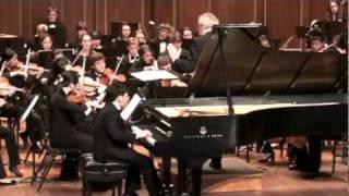 Beethoven Concerto No. 4 - Part 1 by George Li (15 yr)