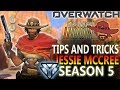 Overwatch Tips and Tricks- When to play Mccree in competitve season 5