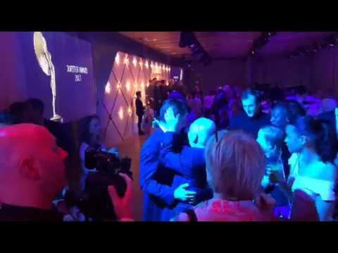 25. Birthday Party for Jannis Niewöhner at Jupiter Award 2017