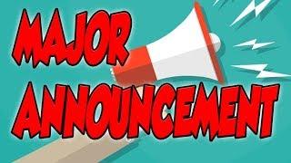 Major Announcement! +Ethereum Price Targets