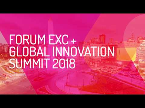 Santiago Murtagh about FORUM EXC + GIS 2018