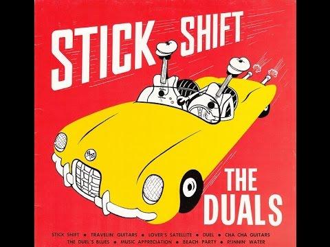 The Duals - Stick Shift - 1961 (Full album)