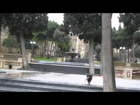 Fountain Square - Baku - Azerbaijan