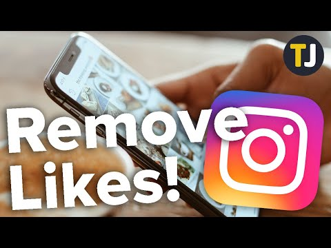 How To Delete And Remove All Likes On Instagram!