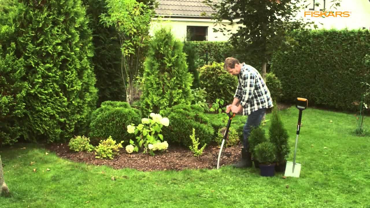 Xact fiskars d mo outils de jardinage travail du sol for Outil de jardinage fiskars