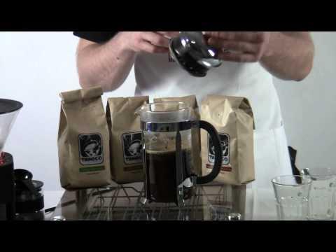Best Gourmet Coffee Beans: Ethiopian Harrar Coffee By Pangeo Coffee