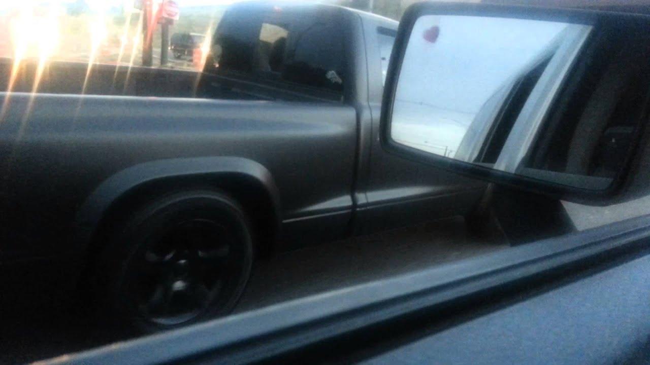 99 Dodge Dakota Lowered