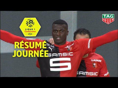 Résumé 19ème Journée - Ligue 1 Conforama/2019-20