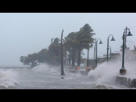 L'ouragan Irma, cataclysme dans les antilles