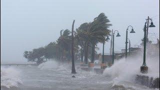 AOÛT 2019: L'ouragan Irma, cataclysme dans les antilles