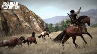 Red Dead Redemption OST - 20 Wild Horses, Tamed Passions - Breaking 1