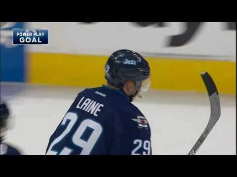 Gotta See It: Laine goes top shelf for first NHL goal