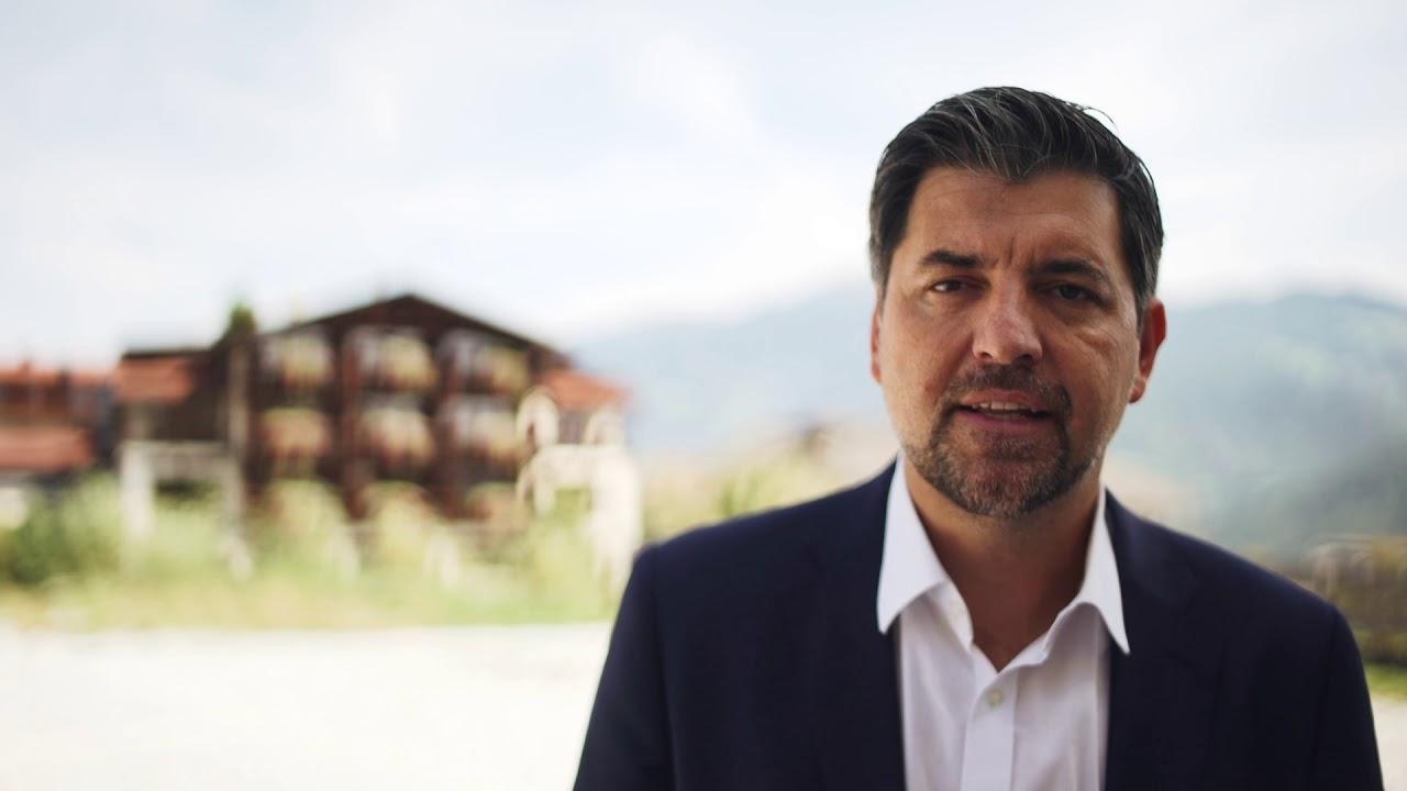 Helmut Tauber zur Position und Funktion des Tourismus in Südtirol