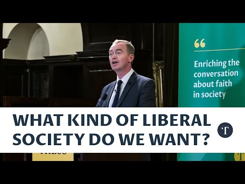 Theos Annual Lecture 2017: Tim Farron: What kind of liberal society do we want?