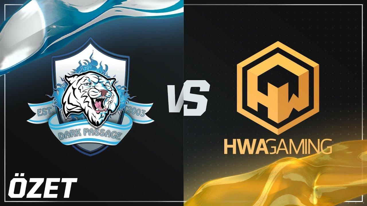 DP vs HWA Maç Özeti Videosu