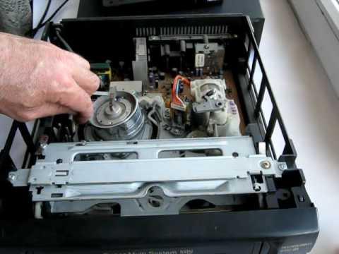 Полезные детали из видеомагнитофона