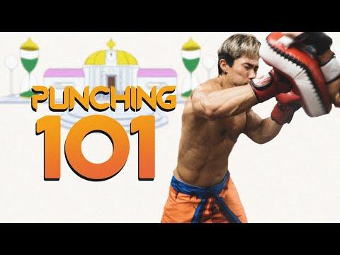 TRAINING TO FIGHT LIKE GOKU 2 | PUNCHING