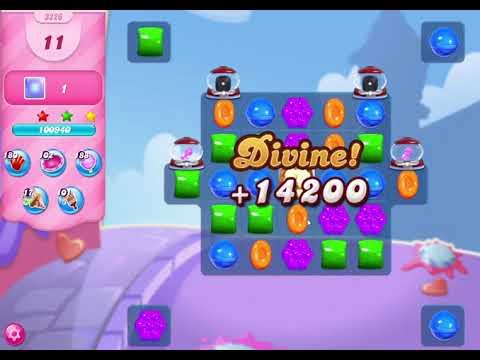 Candy Crush Saga Level 3226