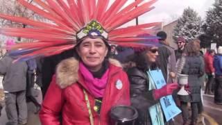 Beverly Singer Clip 11 - March On Washington Santa Fe