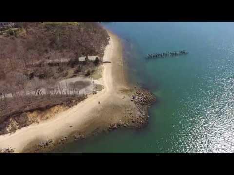 Long Island 2017 drone
