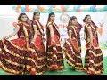 Tute Bajuband ri loom dance performance M. M. High School