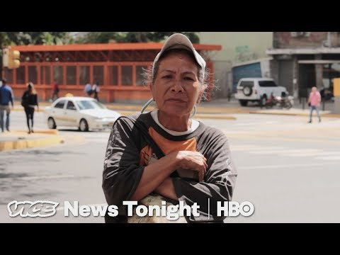 Venezuela Is Stuck In A Tug-Of-War Between Two Presidents (HBO)