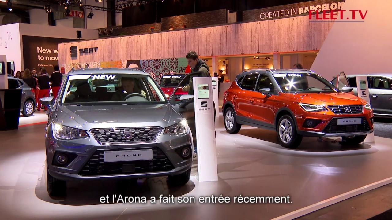 Salon De L Auto >> Seat Autosalon 2018 Salon De L Auto 2018 Fleet Tv