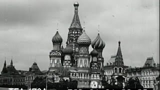 Russian Life Today: Inside The Soviet Union, 1958