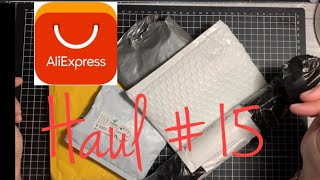AliExpress Haul #15