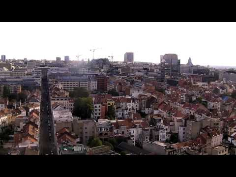 View over Brussels - European Commission