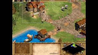 Age of Empires II - Mission 3 of Barbarossa (Hard) - Pope and Antipope