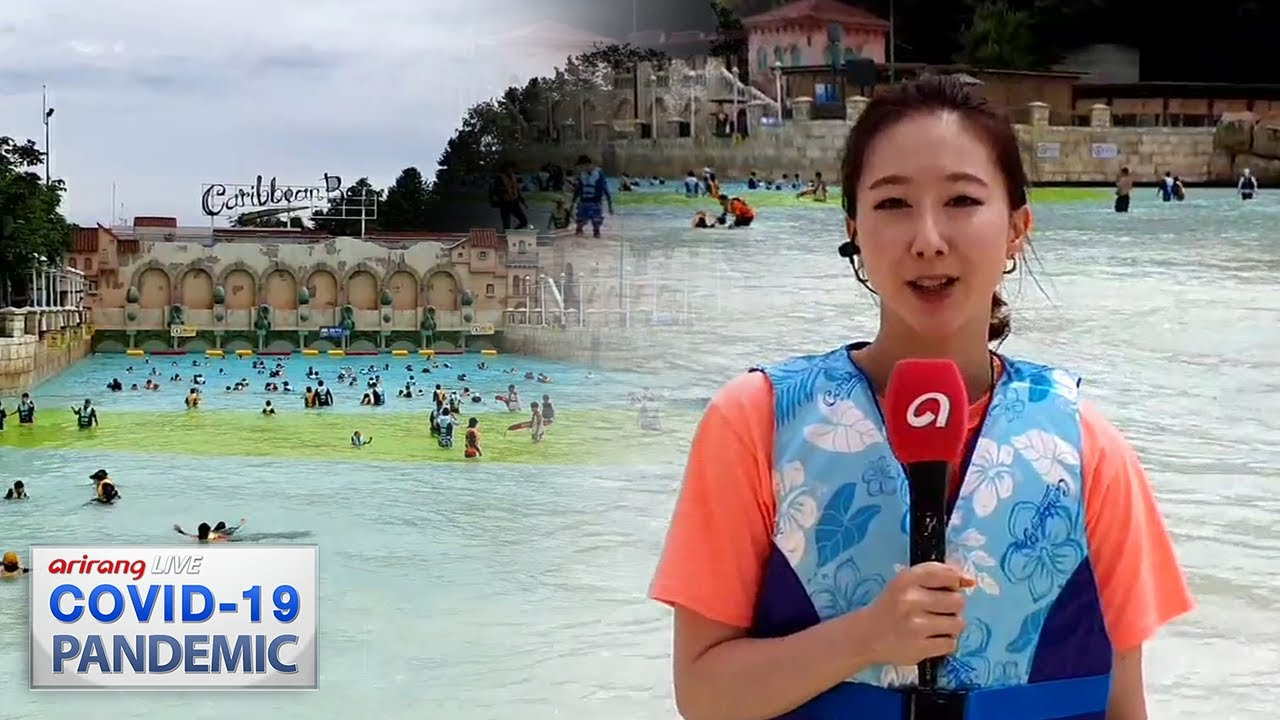 [COVID-19 PANDEMIC] S. KOREAN WATER PARKS REOPEN AMID COVID-19 WITH PRECAUTIONS IN PLACE
