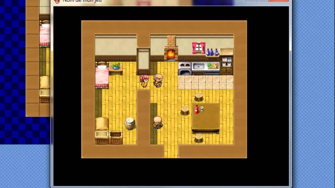 RPG Maker Mapping 1  Intérieurs  Maison et magasin