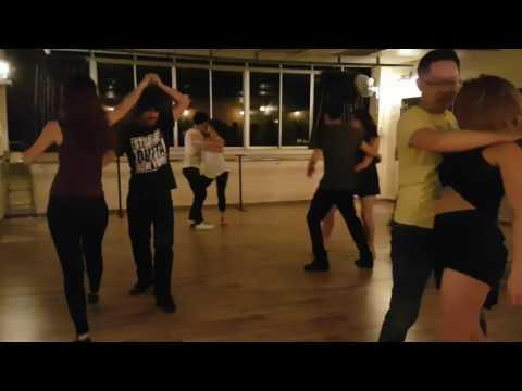 Kamacho & Debby at Zouk Dance Academy Dec 2016