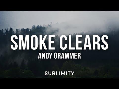 Andy Grammer - Smoke Clears (Lyrics)