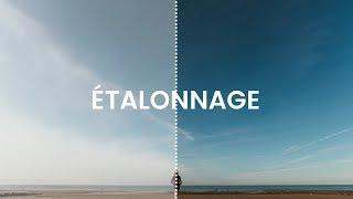 ÉTALONNER une vidéo dans Adobe Premiere Pro
