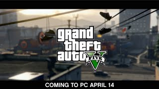 GTA 5 PC Gameplay Trailer Removed from Youtube - Lets talk about 60 FPS!