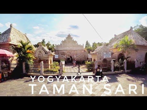 tempat-wisata-gratis-di-jogja- -taman-sari-yogyakarta