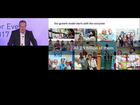 Unilever Investor Event 2017 - Graeme Pitkethly
