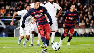 Neymar JR ● Magic Dribbling Skills ● 2015/2016