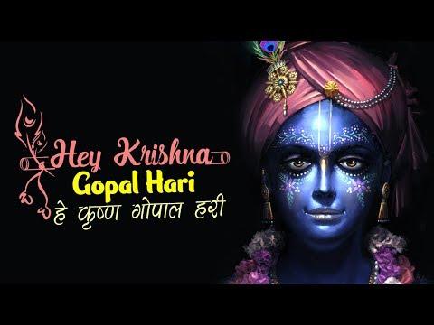 HEY KRISHNA GOPAL HARI - हे कृष्ण गोपाल हरी - कृष्ण भजन | VERY BEAUTIFUL SONG - BEST KRISHNA BHAJAN