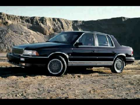 1992 chrysler new yorker